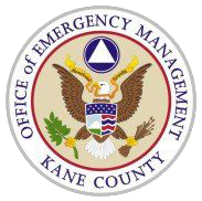 Kane County Office of Emergency Management Logo